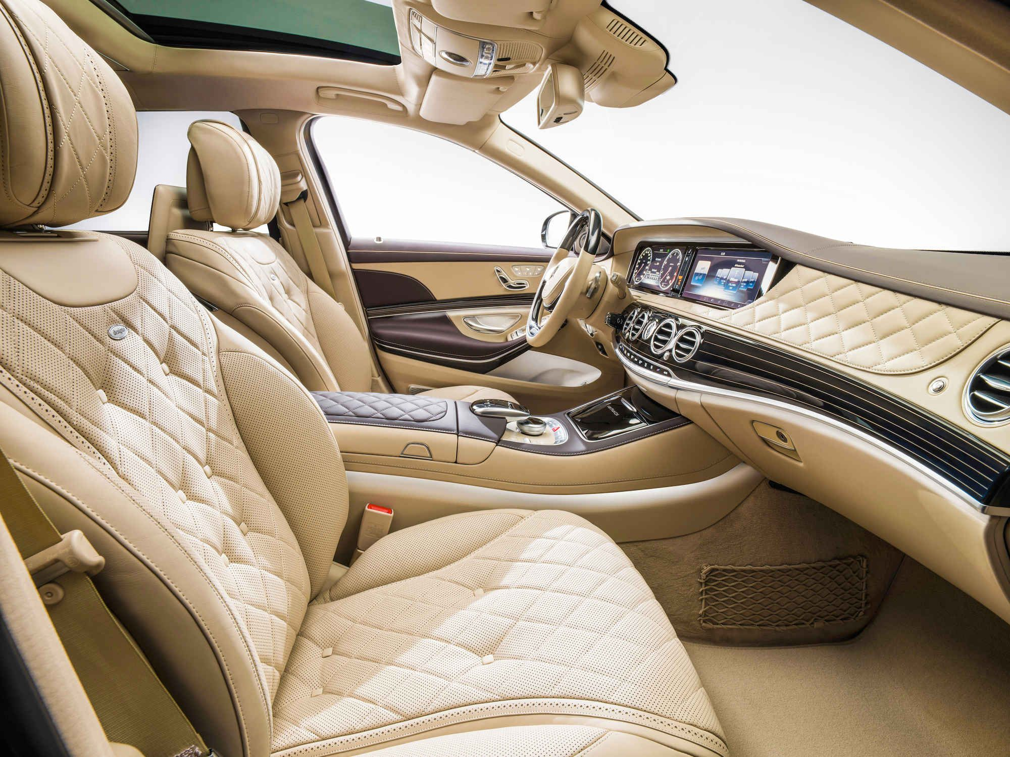New Cars 2017 Maybach Mercedes S600 Might Be The Most Luxurious Car In World Supercompressor