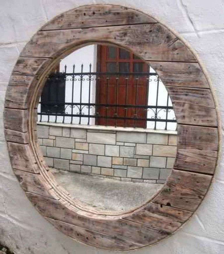Big Mirror Repurpose