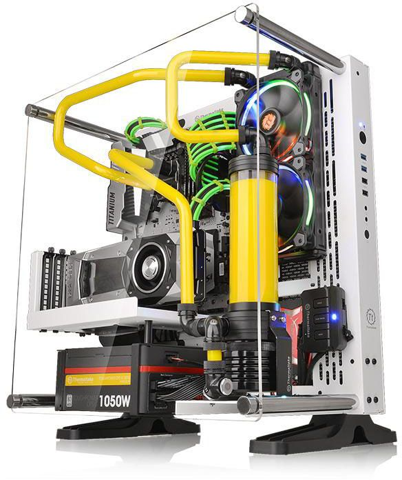 Thermaltake Launches Core P3 For Those Who Love To Show Their Pc S Goods Off Computer Case Custom Computer Custom Pc