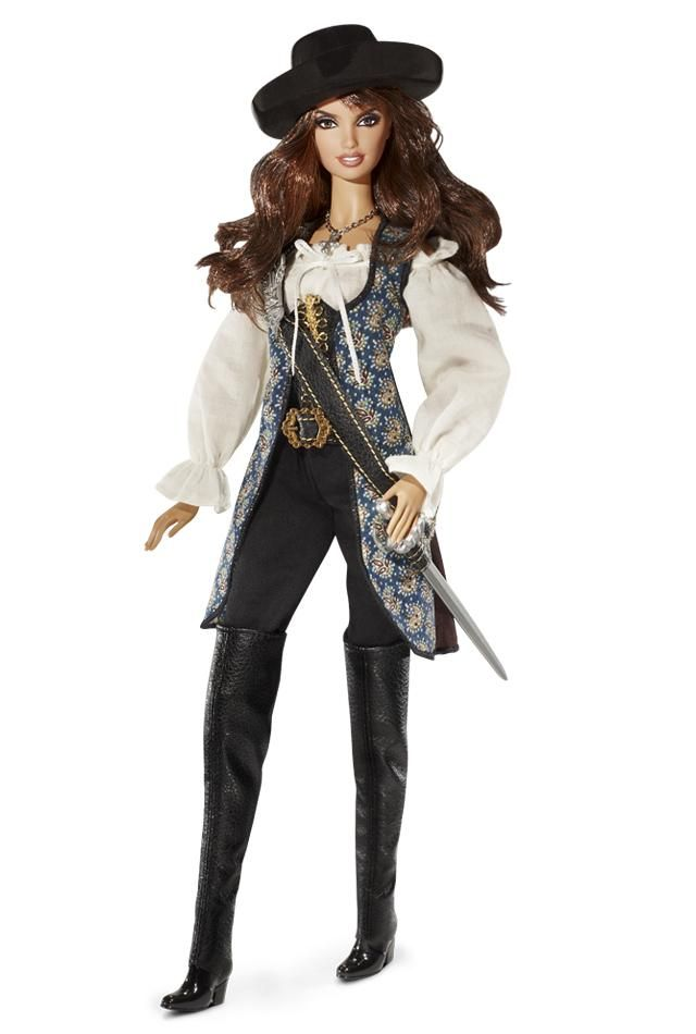Angelica pirate costume authoritative message