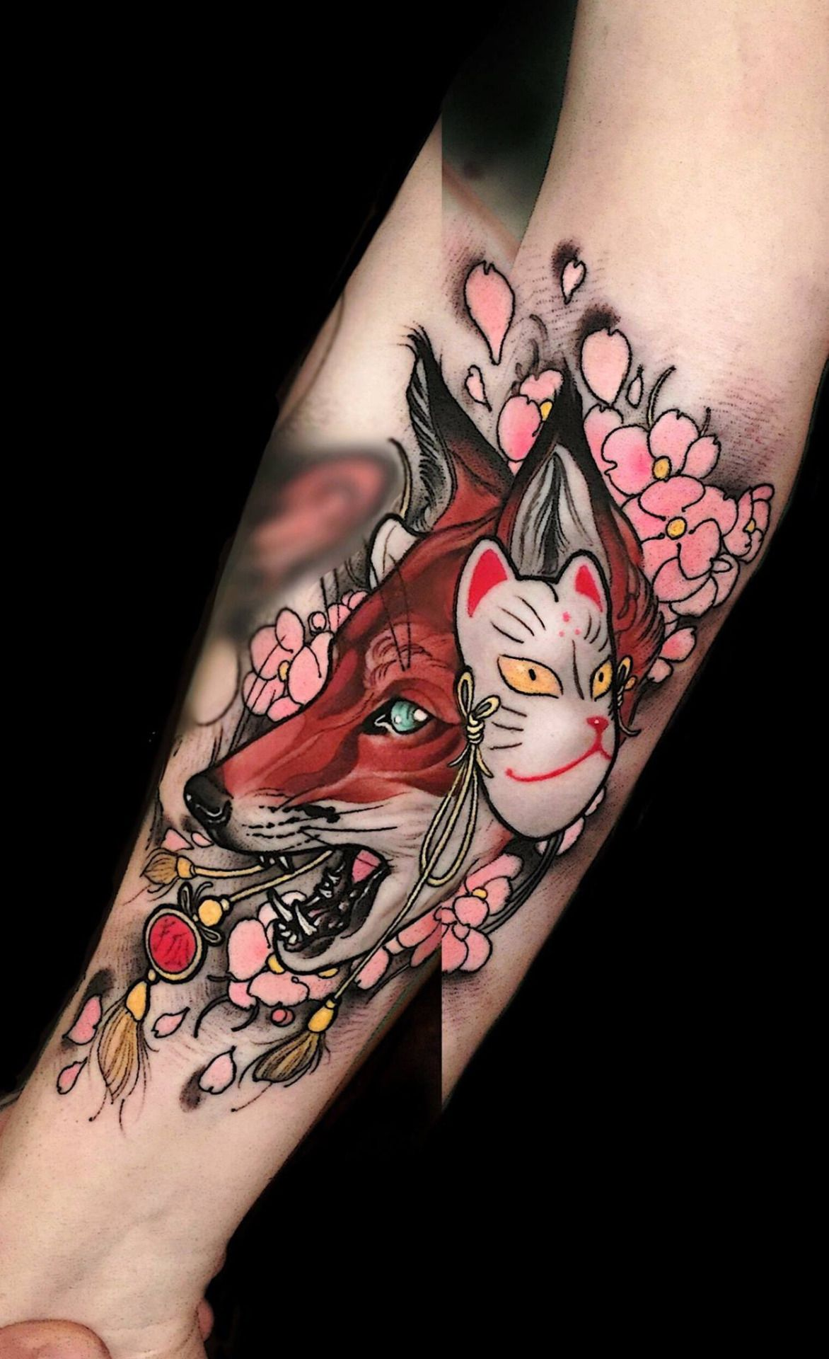 Brando Chiesa If I Ever End Up Going To Japan I Want To Get This As A Memory Tattoo