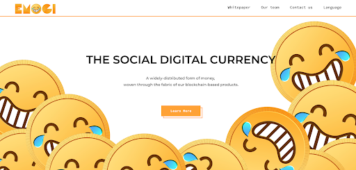 Huobi Primes Emogi Network Gives Cryptocurrency Users Something To Lol About Social Digital Cryptocurrency Social App