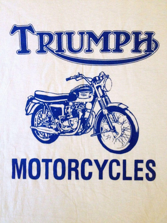 44aae84cf2ea bob dylan hwy 61 triumph motorcycle t shirt | bob dylan, bobs and