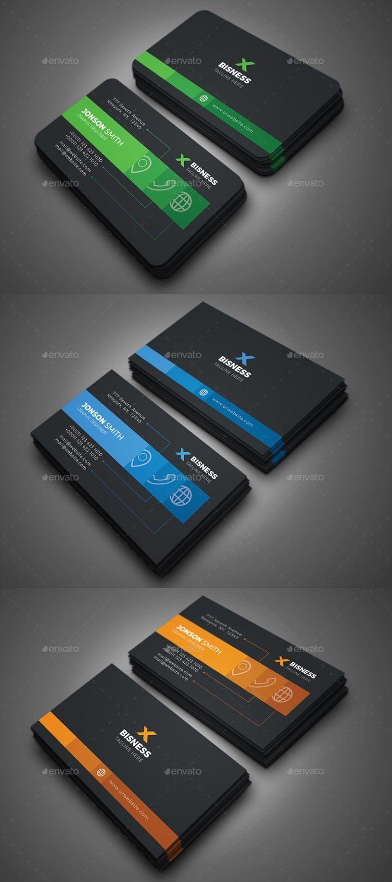 Corporate Business Card Template Psd Corporate Business Card Business Card Template Psd Business Card Template