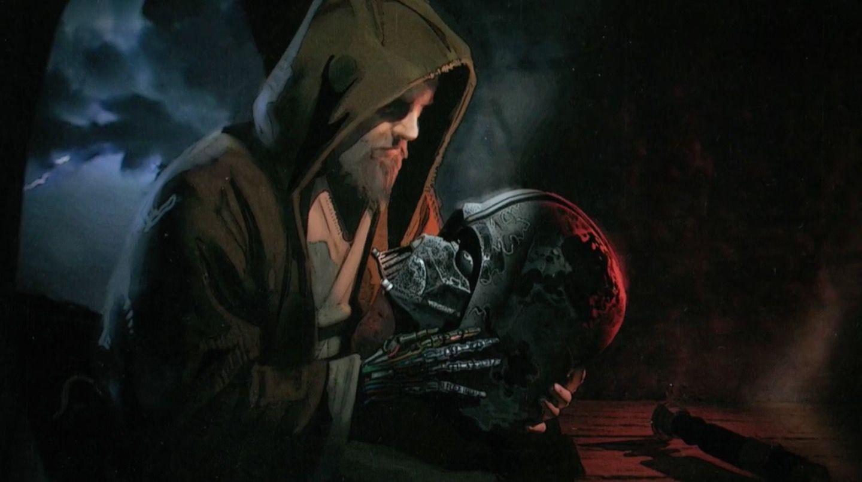 Star Wars The Force Awakens Concept Art Anakin