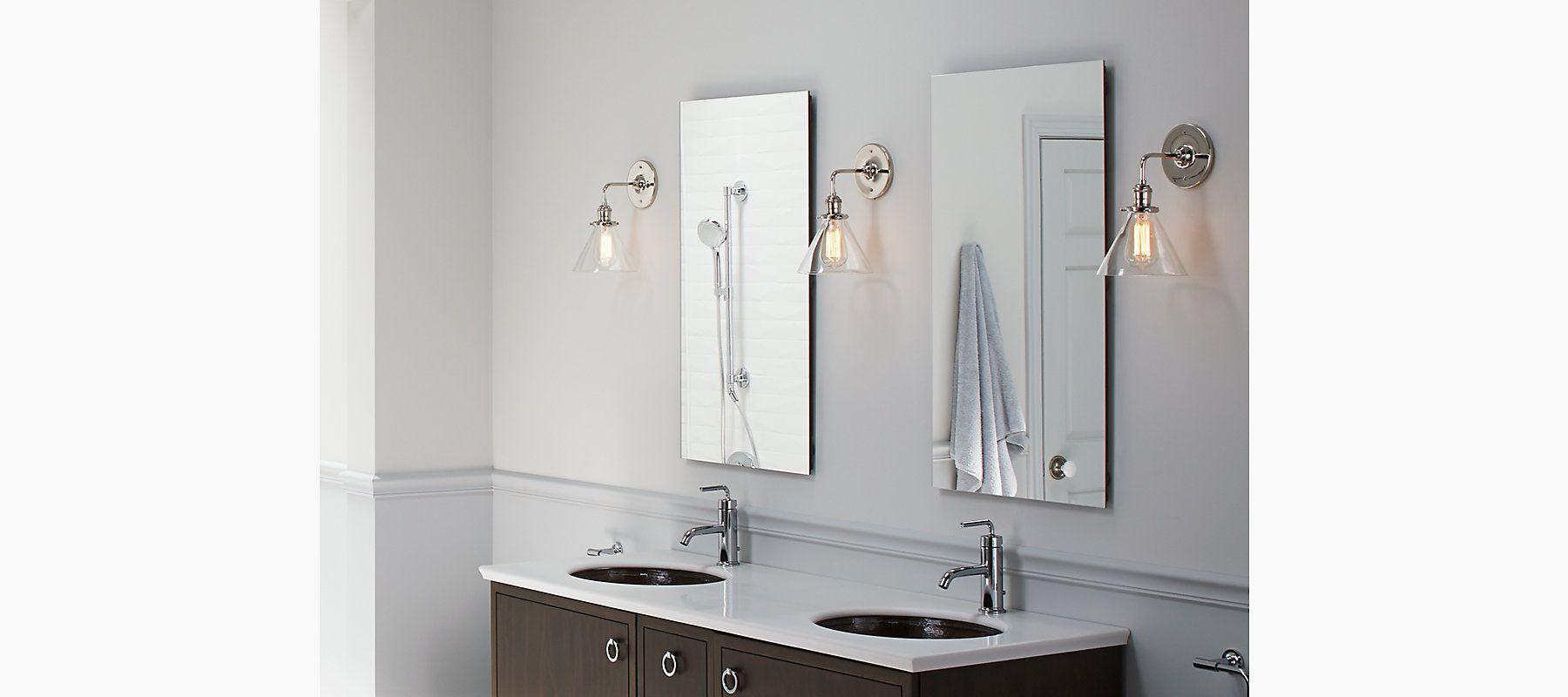 K 2918 Pg Catalan Medicine Cabinet Kohler Modern Bathroom Cabinets Amazing Bathrooms Glass Shelves [ 800 x 1800 Pixel ]