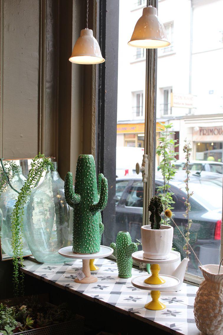 la boutique d co et design les fleurs rue trousseau 75011. Black Bedroom Furniture Sets. Home Design Ideas