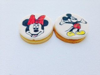 Mickey Mouse cookies-Minnie mouse cookies-Mickey by DulceNest