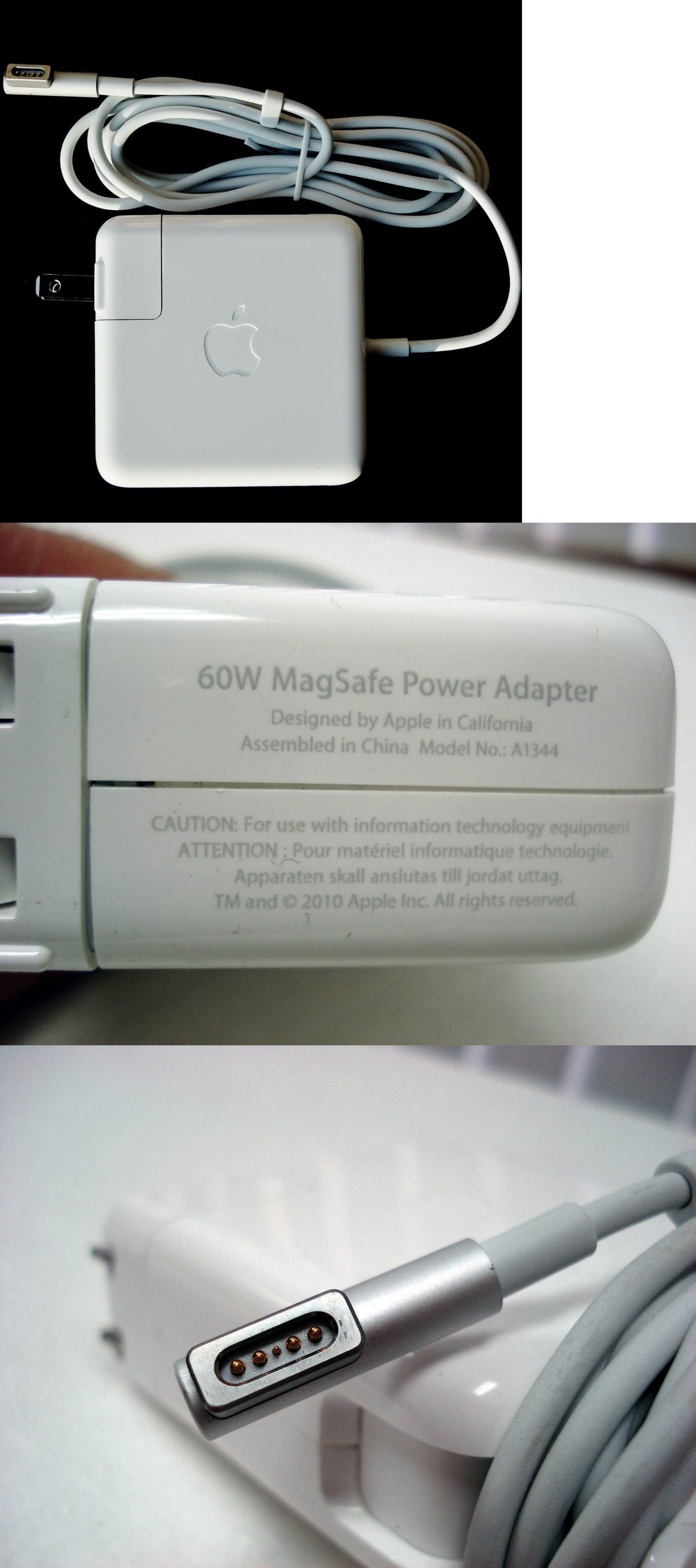 60W Power Adapter Charger Apple MacBook Air Pro 11 13 inch A1184 A1330 A1344