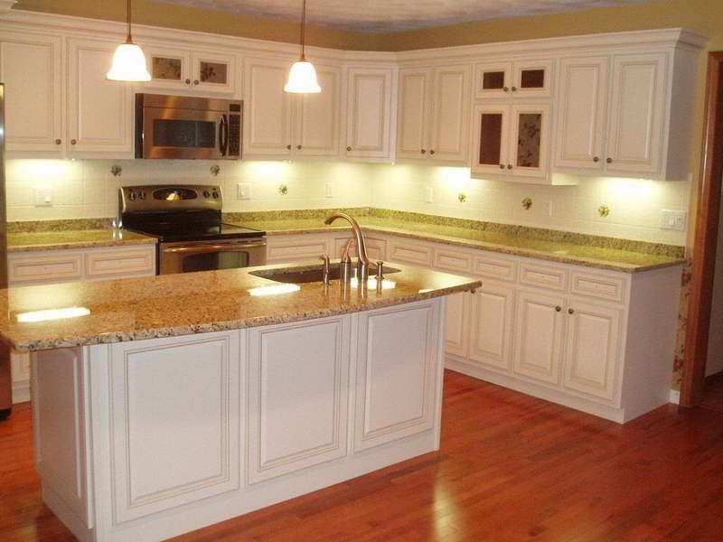 cabinet shelving homecrest cabinets reviews martha from Kitchen ...