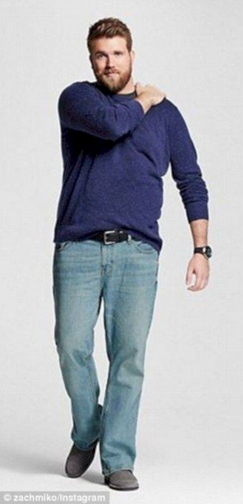45 Amazing Plus Size Men Outfit Ideas You Can Wear