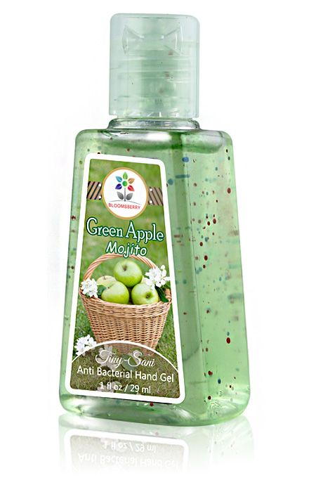 Green Apple Mojito Hand Sanitizer Mojito Apple