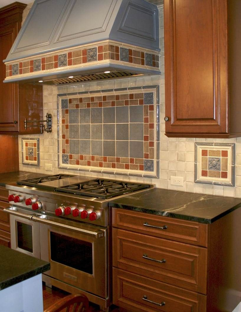 Ceramic Tile Patterns Kitchen Backsplash Tile Patterns