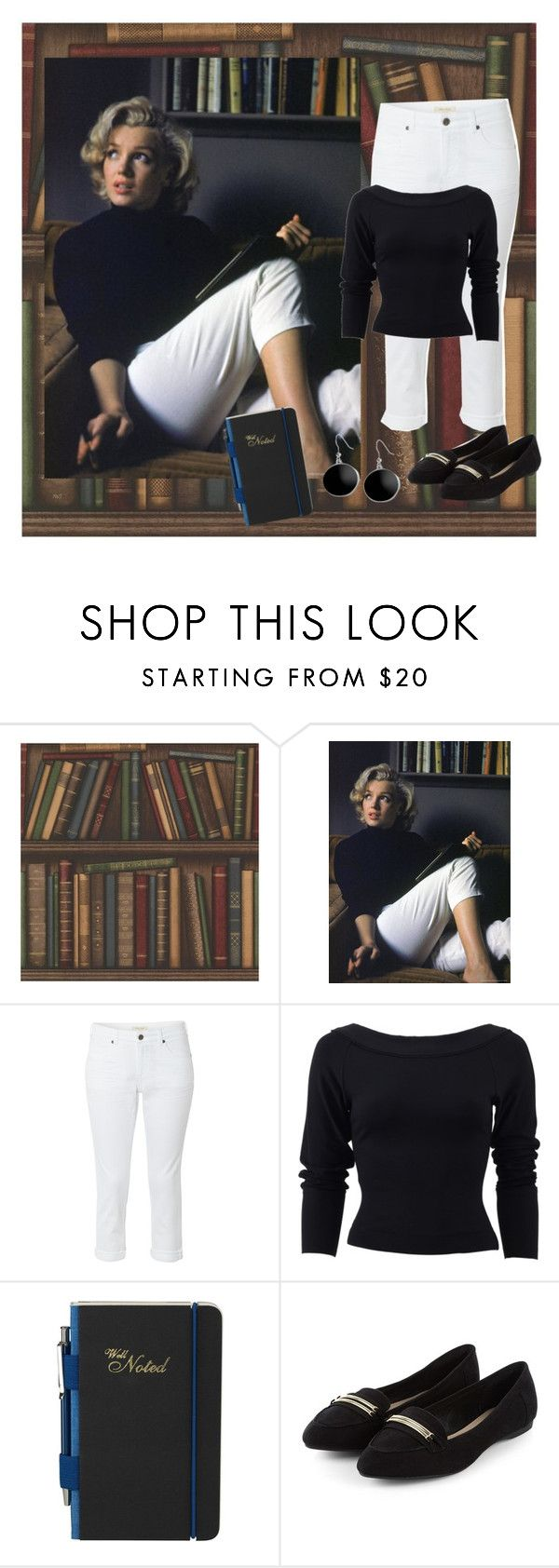 """""""Marilyn"""" by rkdk1101 ❤ liked on Polyvore featuring White Stuff, Donna Karan, Ted Baker and Karen Kane"""