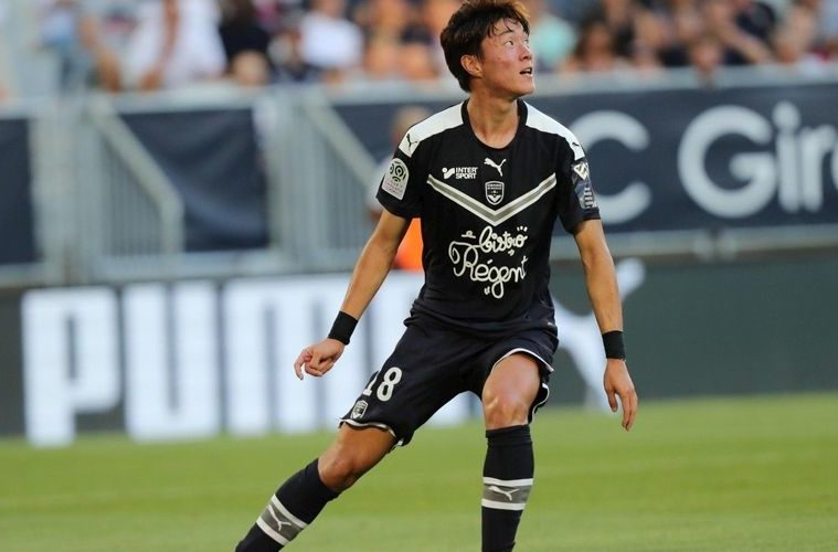 Bordeaux Perd Hwang Pour La Fin De L Annee Sport Fr En 2020 Girondins De Bordeaux Bordeaux Football
