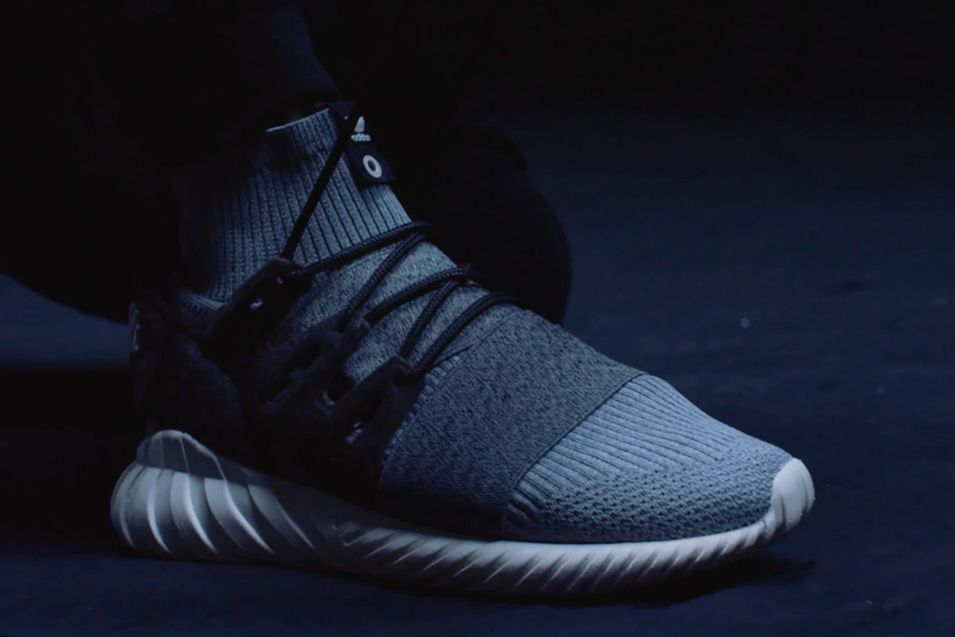 A First Look at the KITH x adidas Consortium Tubular Doom Collaboration
