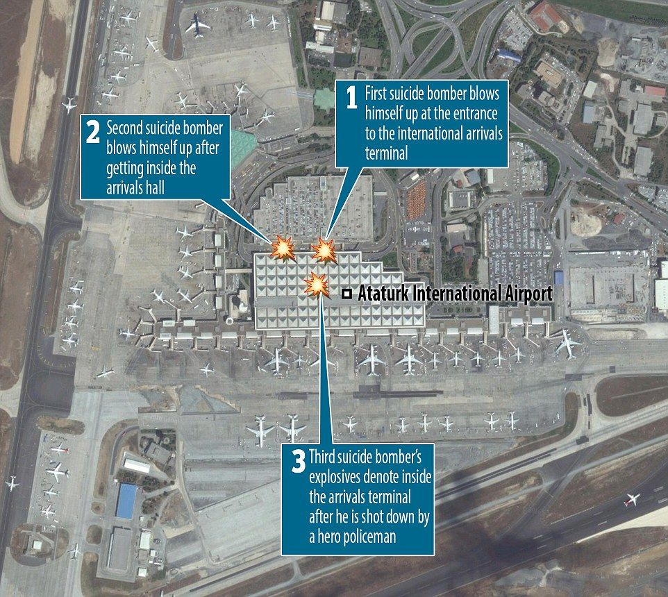 Russia Map Airports%0A Video Appears to Show Moment Explosion Hits Istanbul Airport   Istanbul  airport