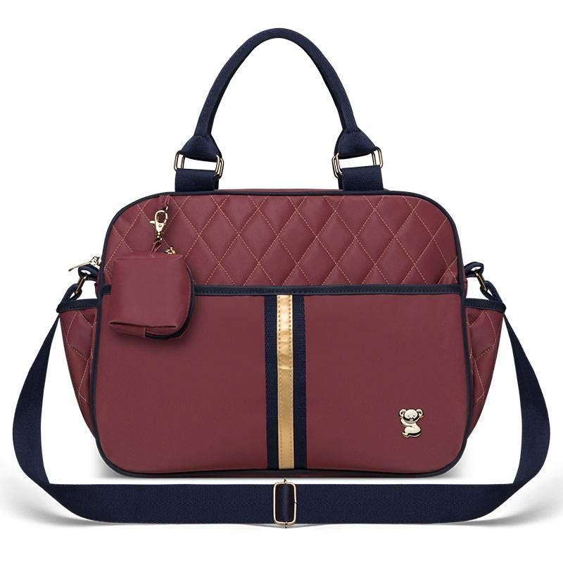 a5f1c3d0d Bolsa Maternidade Viagem Natus Bordo Classic esse e outros modelos de bolsa  para maternidade você encontra na Clik Baby! São vários modelos confira!