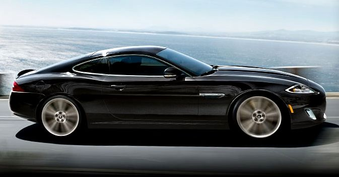 The Jaguar XK Is A Grand Tourer With The Heart And Soul Of A Sports Car