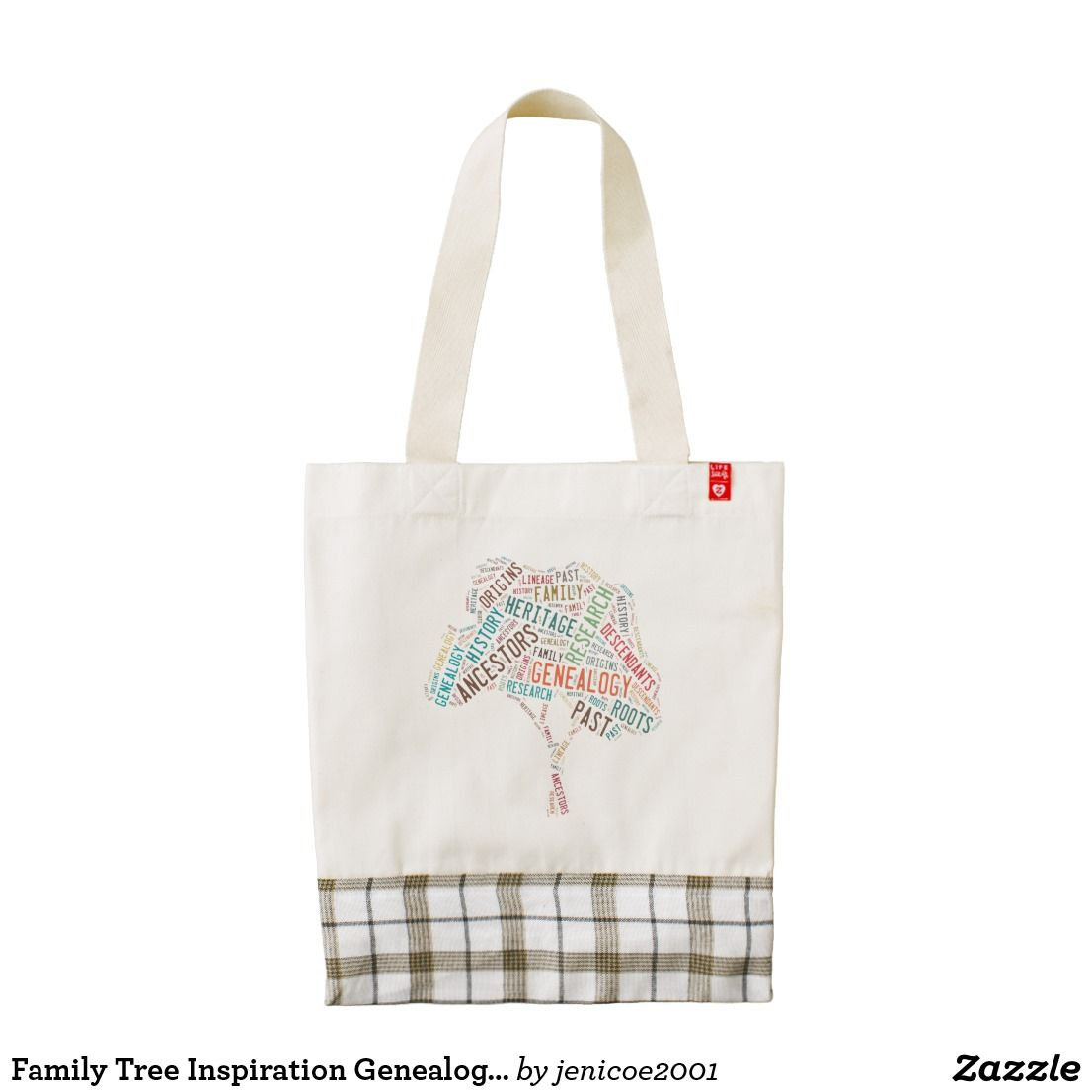 Family Tree Inspiration Genealogy Research Zazzle HEART