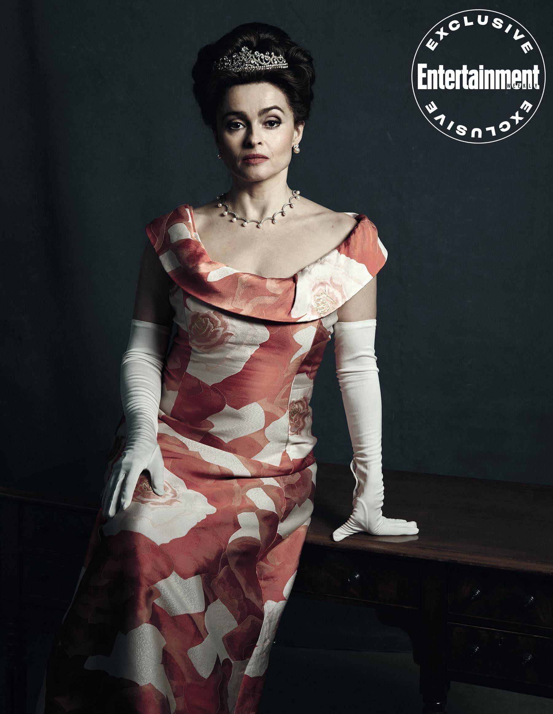 Helena Bonham Carter Remembers Princess Margaret (Who She