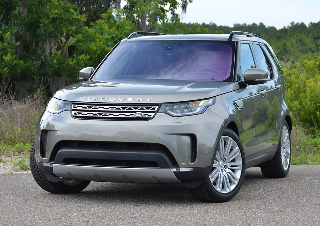 2018 Land Rover Discovery Hse Luxury Quick Spin Review Land Rover Discovery Hse Land Rover Discovery Land Rover