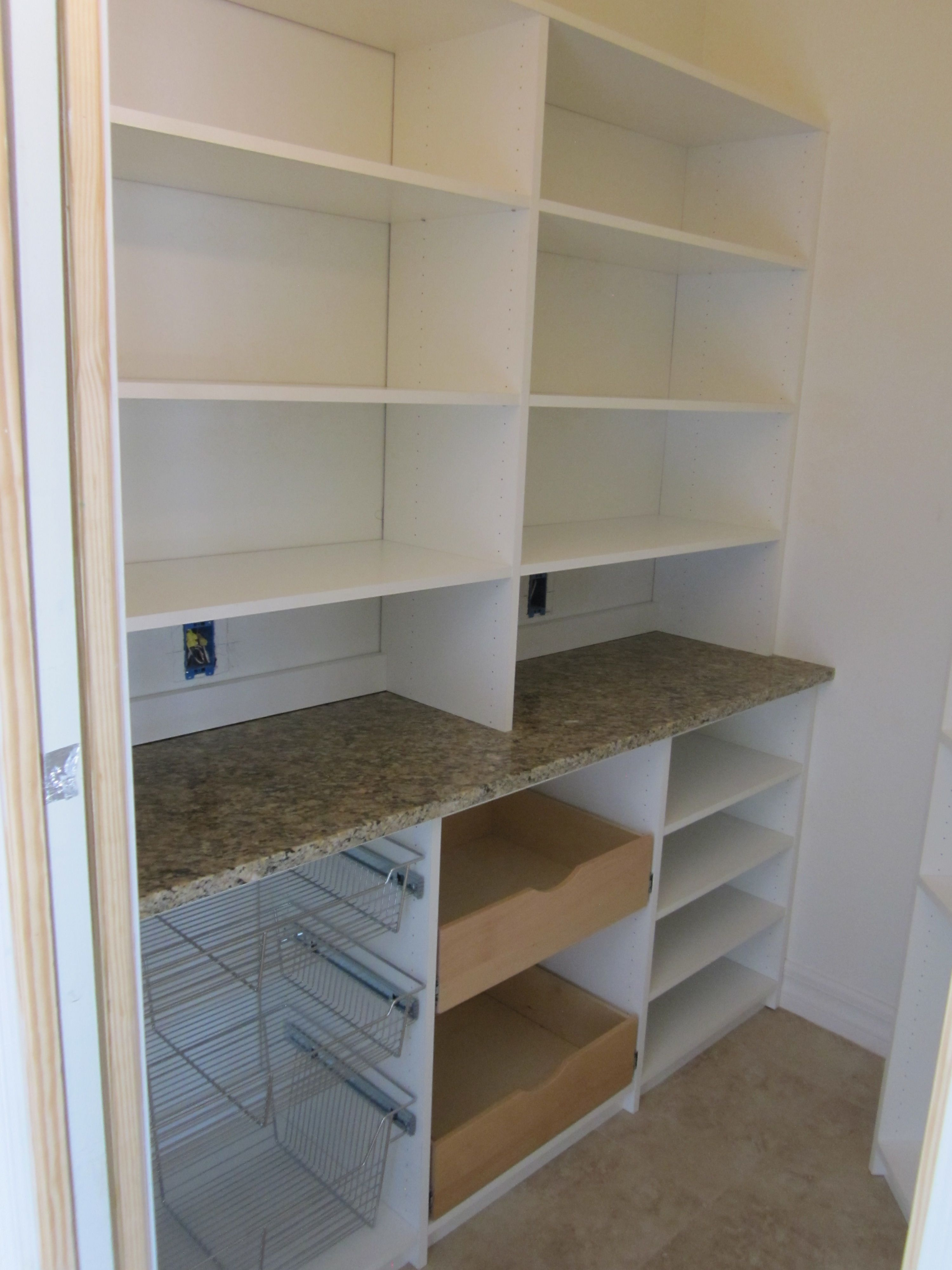 Home Office Custom Desktop Space Saver Wall Unit Organization Murphy Wall  Bed Cabinets Sarasota Garage Storage