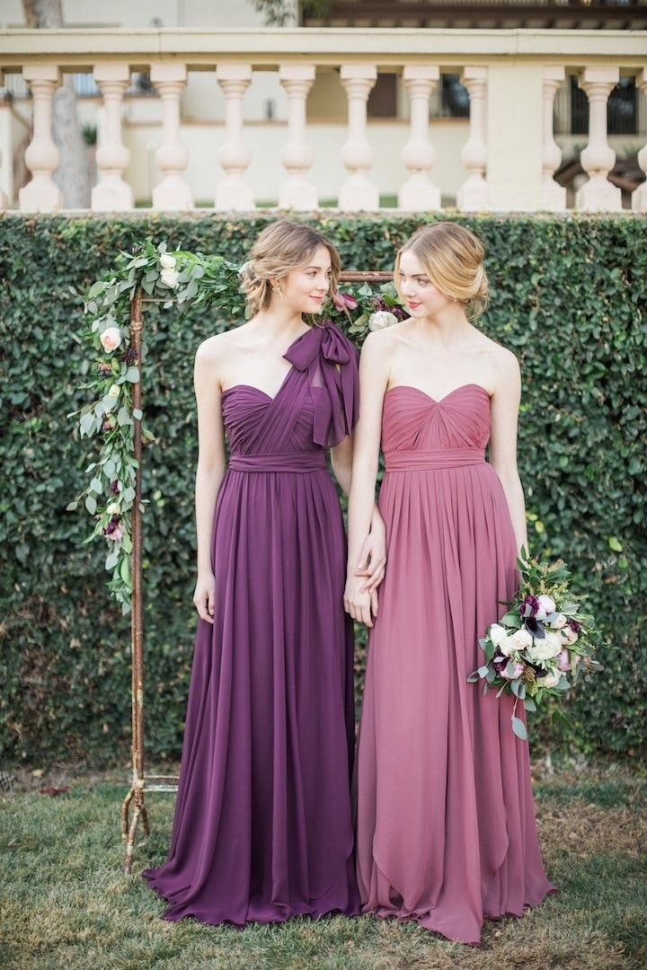 2016 Jenny Yoo Collection: Bridal and Bridesmaid | Pinterest ...