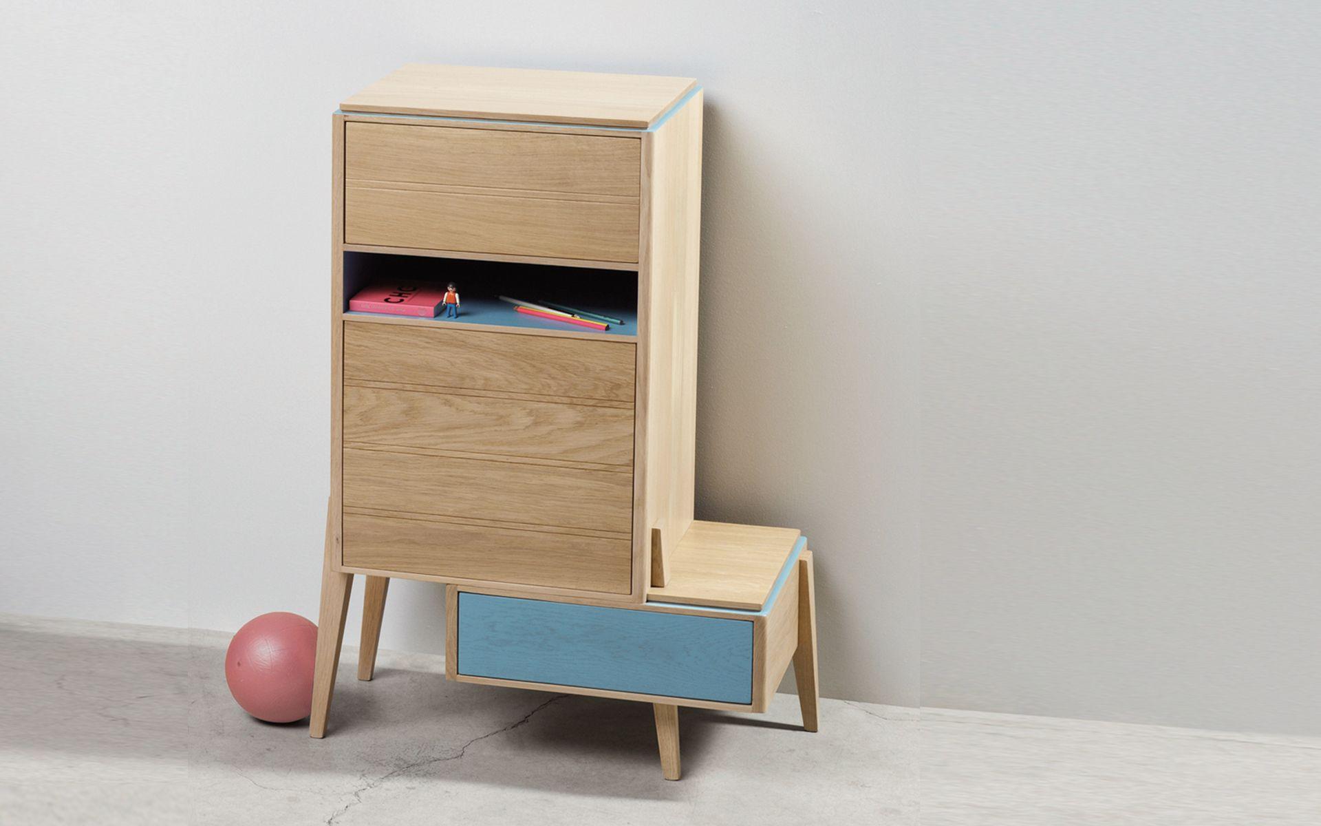 Julie Gaillard Design - Small Storage Furniture 365 featured on Rypen