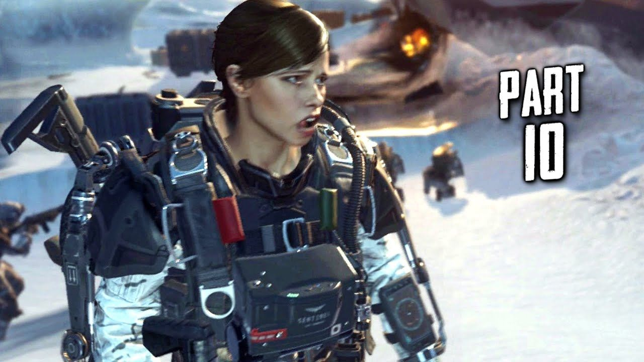 Call of duty advanced warfare walkthrough gameplay part 10