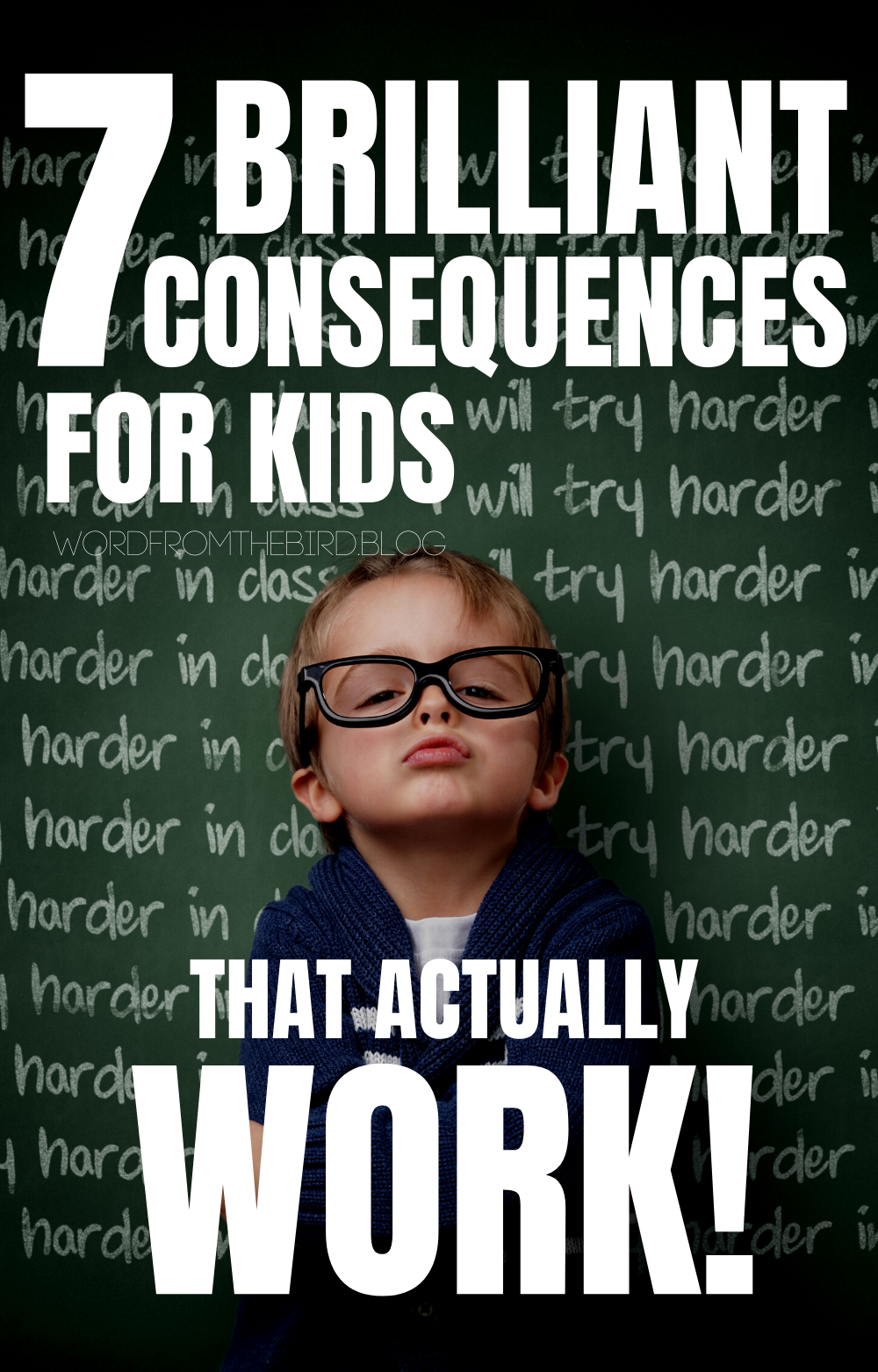 Photo of 7 Effective Consequence Ideas That Prepare Kids for the Real World-Word From The Bird