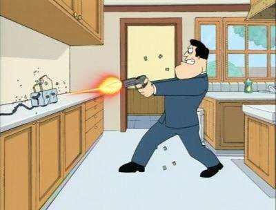 Die Decepticon American Dad Dads Family Guy