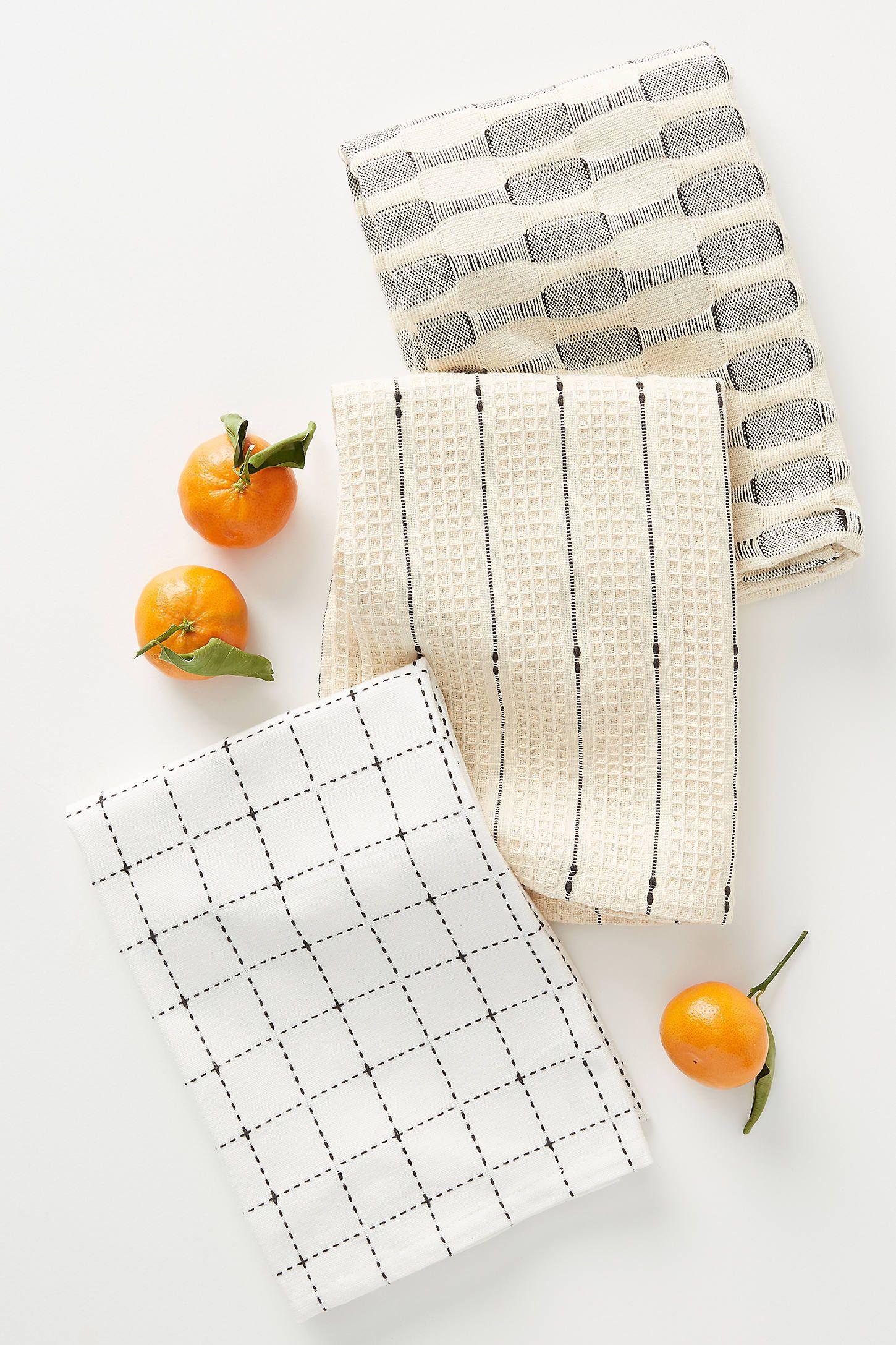 Joanna Dish Towels, Set of 3