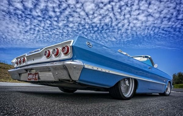 1963 Chevrolet Impala Jcw3788139 Avec Images