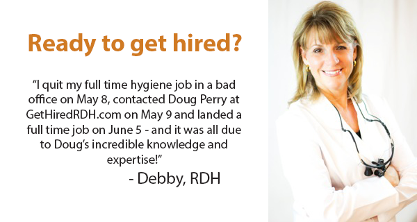 we are dental hygiene resume experts contact us today for a free review of your