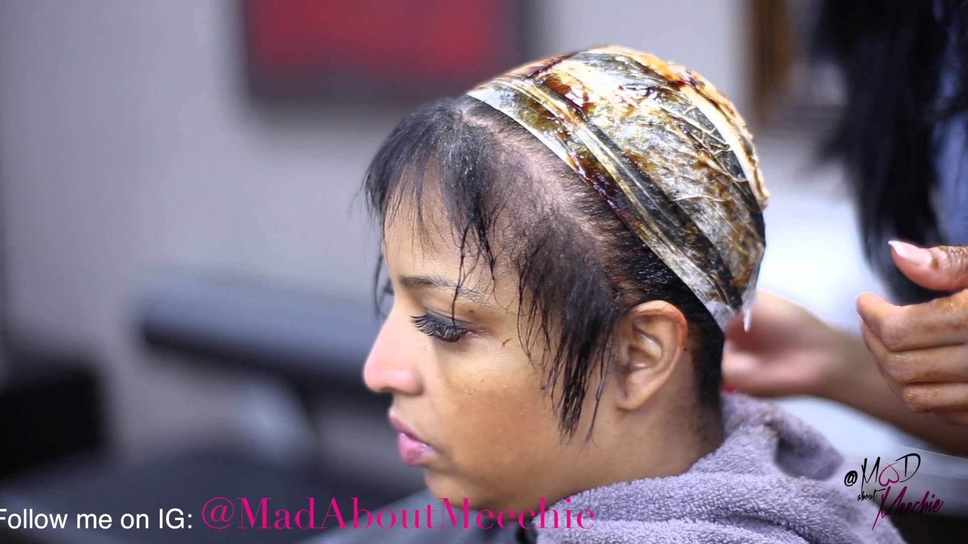 Quick Weave Molding Technique Video Black Hair Information Community Quick Weave Black Hairstyles With Weave Short Quick Weave