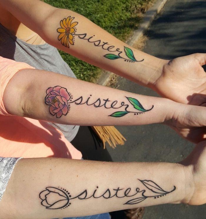 Souvent ▷ 1001 + idées amusantes et symboliques pour un tatouage  ZO22
