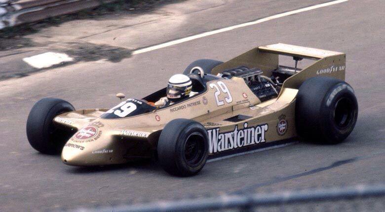 Arrows A2 - Ricardo Patrese - 1979
