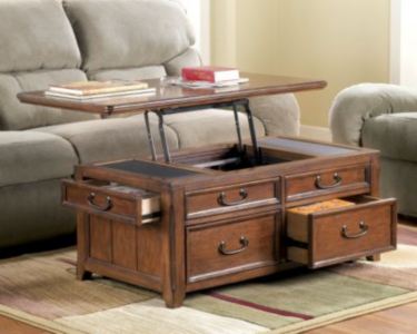 Ashley Occasional Tables Ashley Furniture Canada Basement Reno - Rectangular cocktail table by ashley furniture