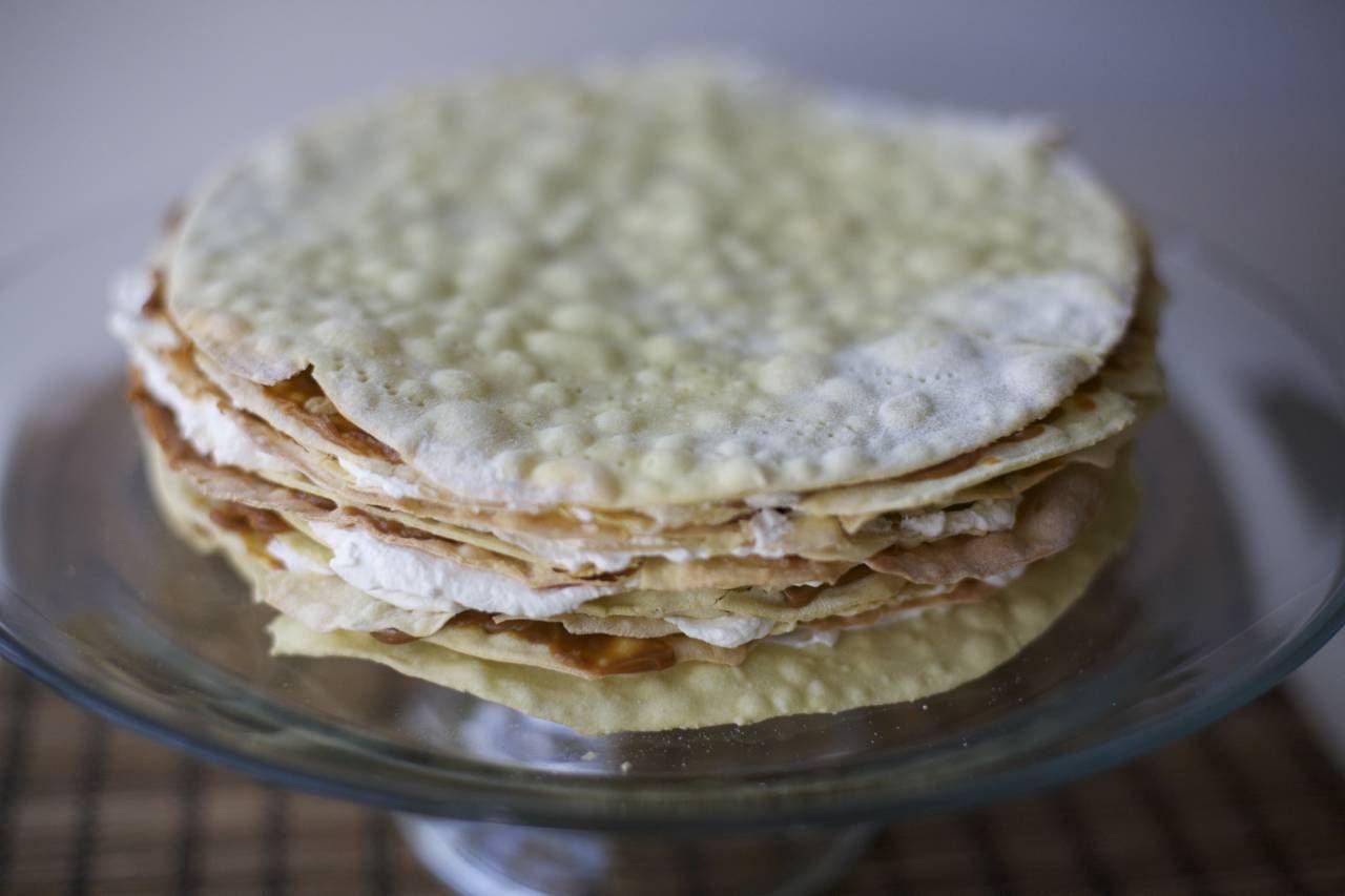 Image Result For Receta Torta Pompadour Almendra