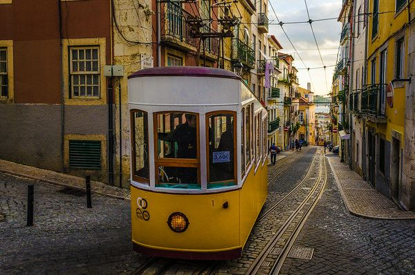 Best of Lisbon Trams Photography 52 By Messagez com