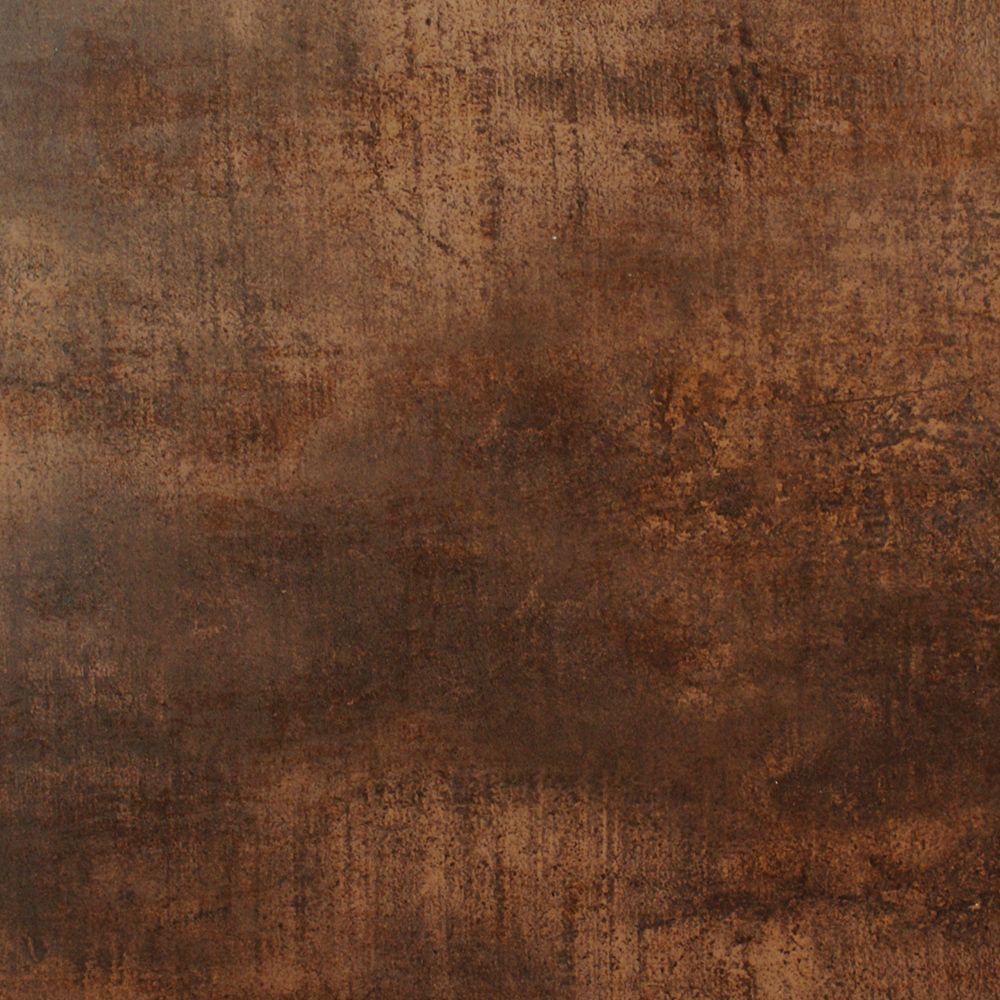 Brown And Slate Blue Living Room: Tile+flooring+brown