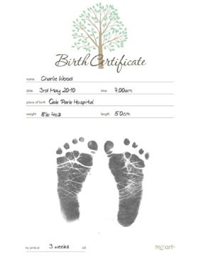 Baby Mois Inkless Wipe Hand and Foot Print Kit wipe Baby Gift Keepsake FREE DELVERY Gifts & Keepsakes Boy Blue Gifts & Keepsakes