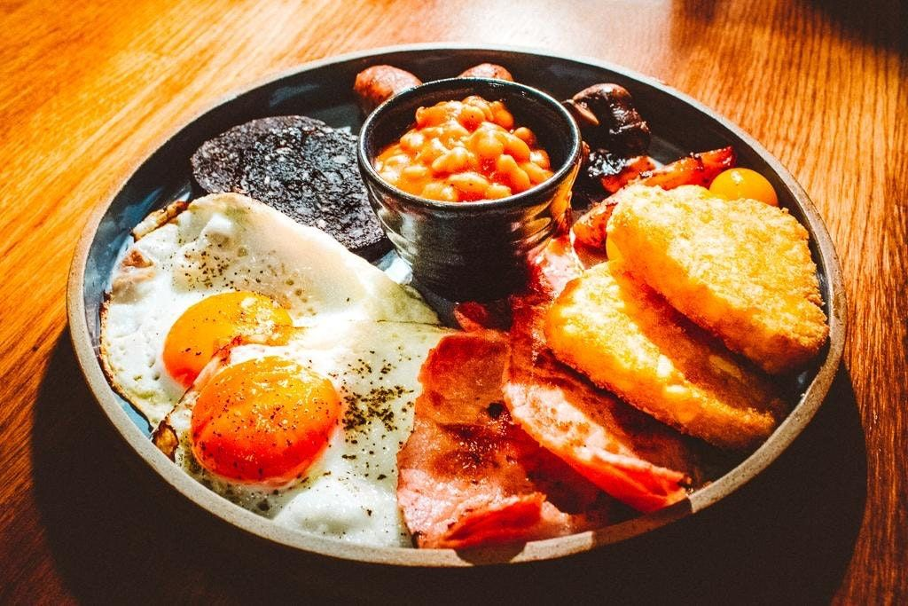 English Breakfast All The Flavor Boiled Out Food English Breakfast Foods Elegant Food