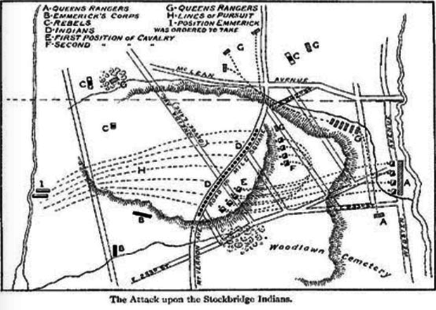 Old map of Van Cortlandt Park in The Bronx #NYC #NewYork #history ...