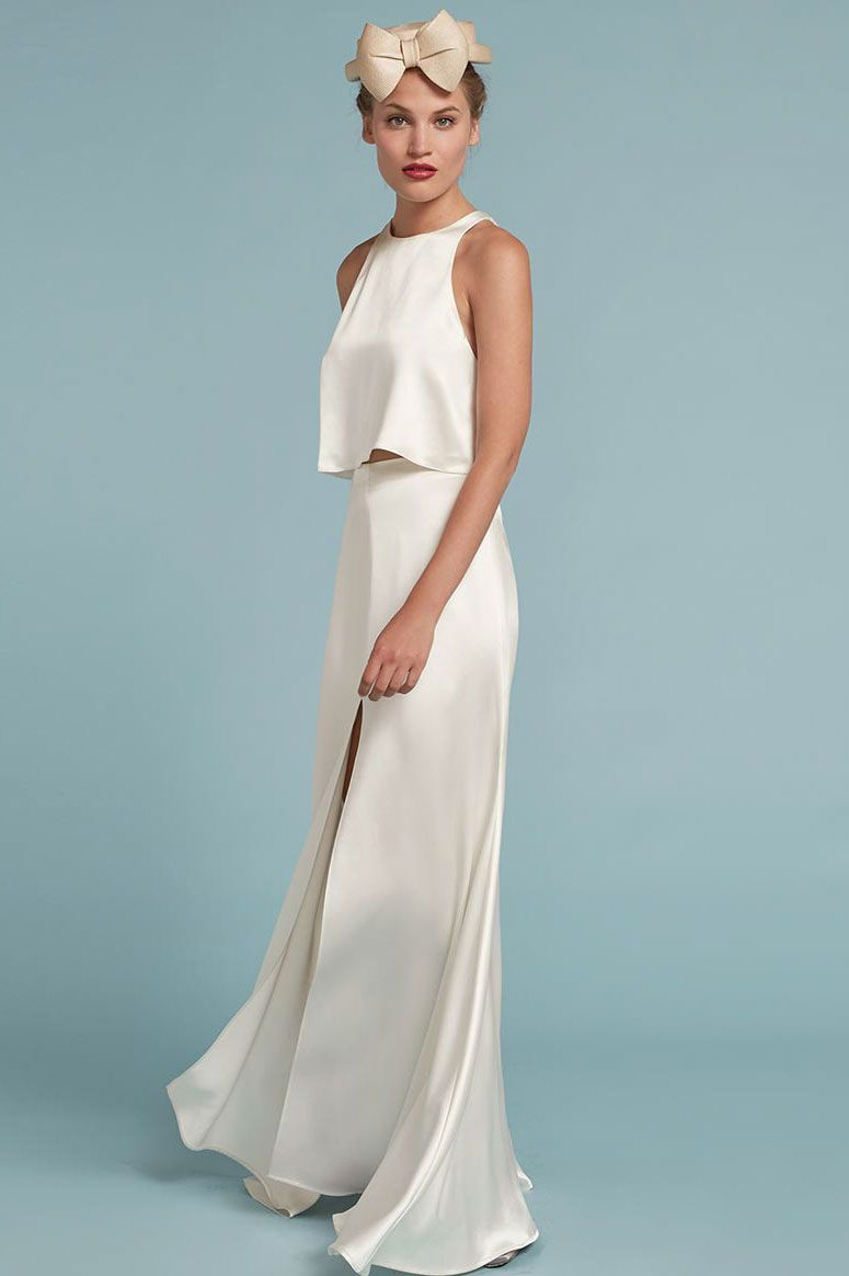 16 Non-Traditional Wedding Outfits For The Fashion-Forward Bride ...