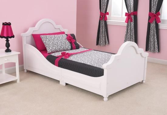 Kidkraft Raleigh Toddler Bed By Oj Commerce 352 04 Kid Beds