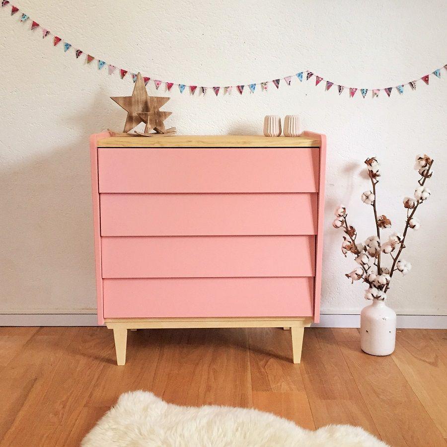 commode scandinave r dit e inspiration vintage mid. Black Bedroom Furniture Sets. Home Design Ideas