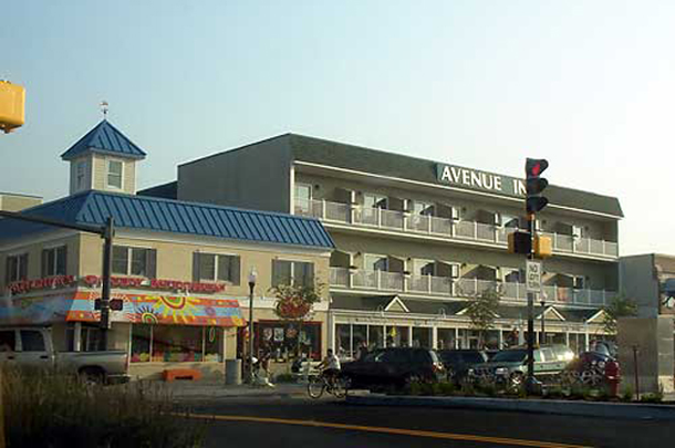 Avenue Inn Spa Rehoboth Beach De Hotel Lodging Accommodations