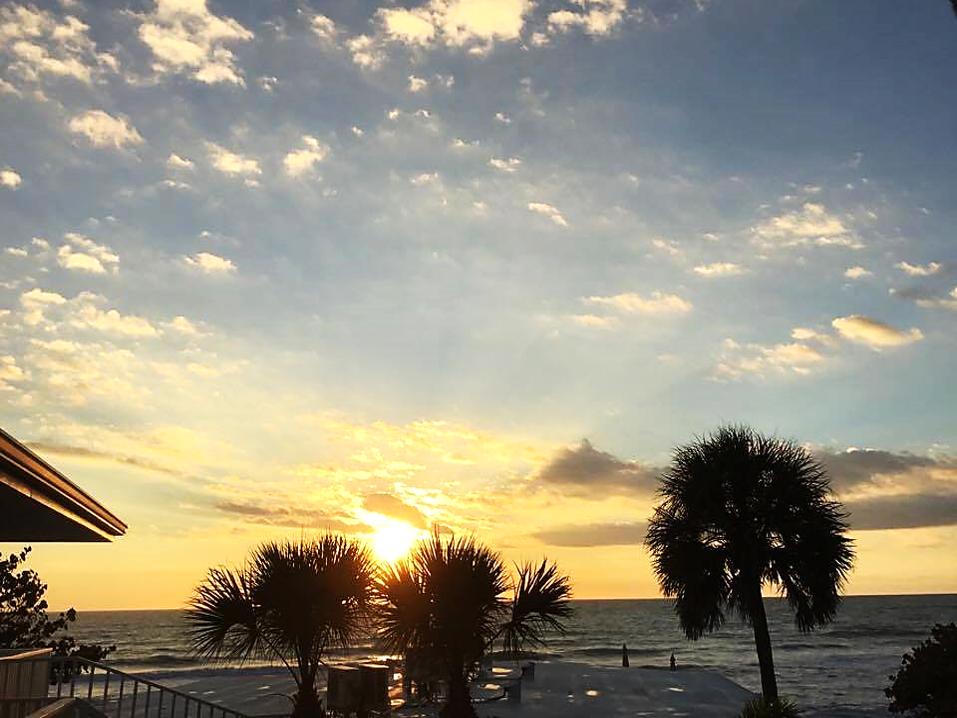 Sunset at The Pearl Beach Inn!   Pearl beach, Florida ...
